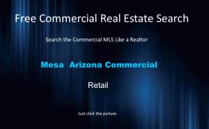 retail space mesa az