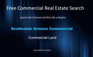 commercial land padsite scottsdale arizona