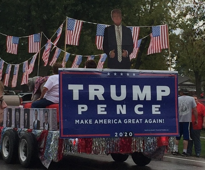 I Went to a Parade in Rural Iowa Today