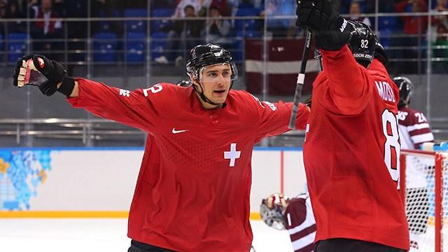 SWITZERLAND Olympic hockey (2/2)