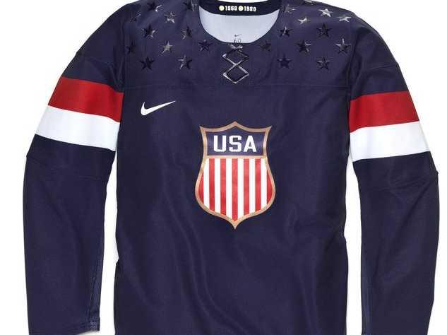 USA OLYMPIC HOCKEY - GROUP A (1/2)