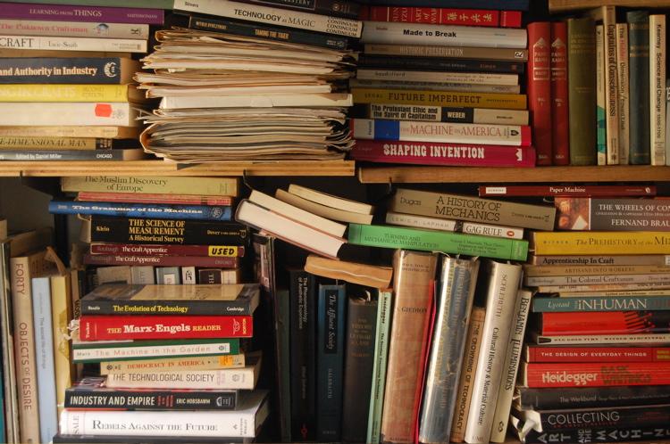 bookshevles