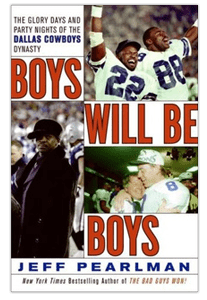 Boys Will Be Boys - By Jeff Pearlman
