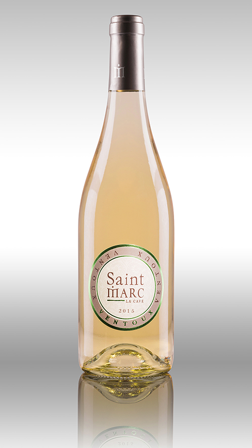 Vin blanc du Mont Ventoux