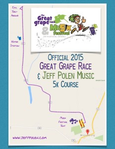 Musik Festival map