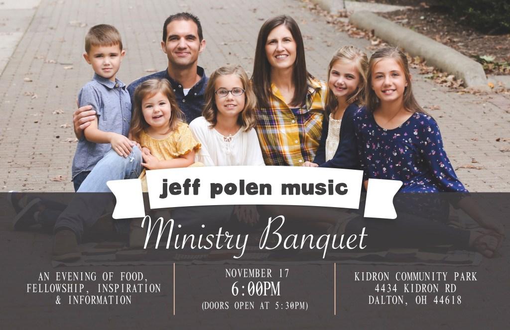 JPM Ministry Banquet Invitation 2018