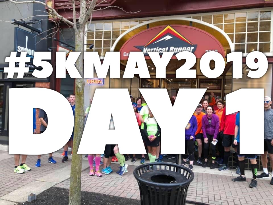 #5kMay2019 Day 1