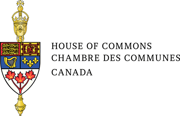 Logo for the House of Commons