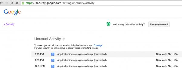 google-access