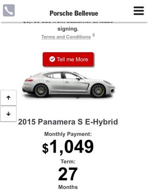Seattle Porsche Lease Apartment Rent