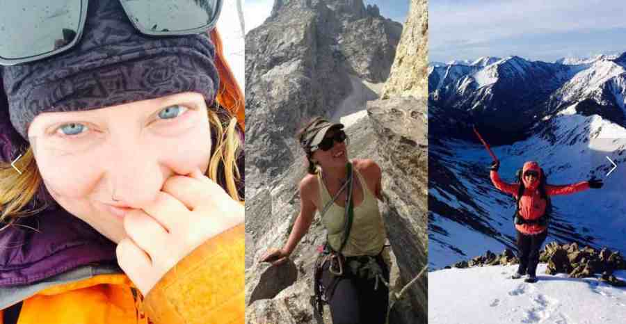 climbing podcast ashley saupe