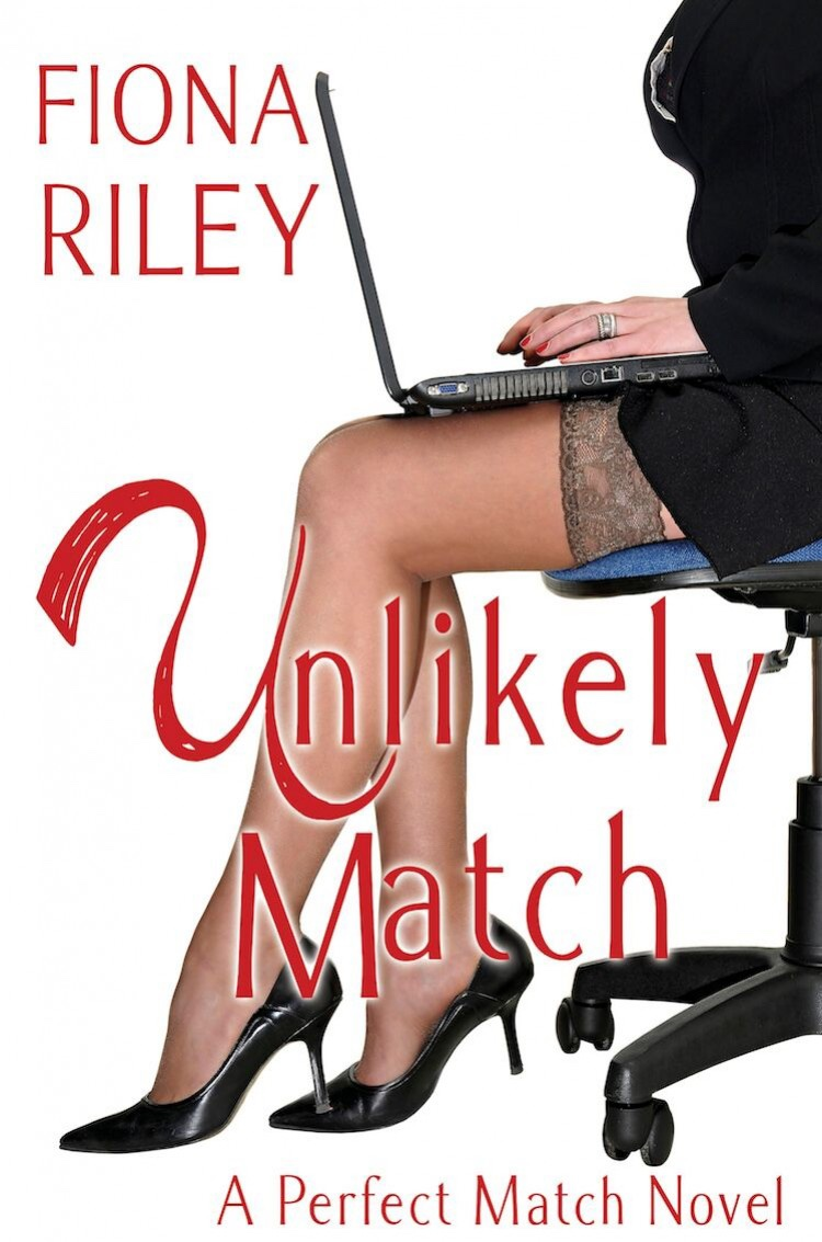 Cover of UNLIKELY MATCH by Fiona Riley