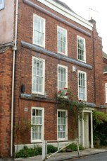 Tomkins lived in this house 400 years ago.