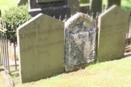Wordsworth's grave.