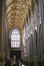 Nave of St. Mary Redcliffe.