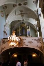 Haydn played this organ.
