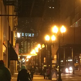 The RUMP Tower in Chicago.