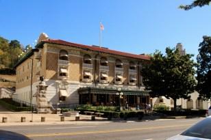 Exterior, Park Service HQ.