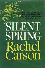 Silent Spring Cover - Great Women in Medicine Rachel Carson