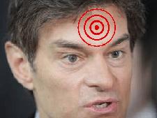 dr oz bullseye target