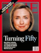 Hillary Clinton Cover of Time Magazine