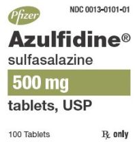 Azulfidine Pfizer Sulfasalazine Jeffrey Dach MD