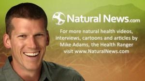 Mike Adams Natural news Health Ranger