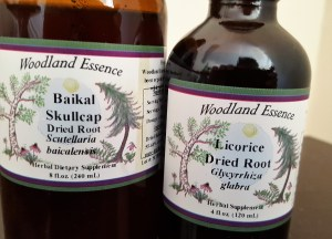 Woodland Essence Licorice Skullcap