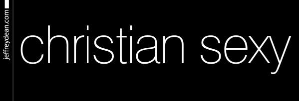 Christian Sexy Sticker