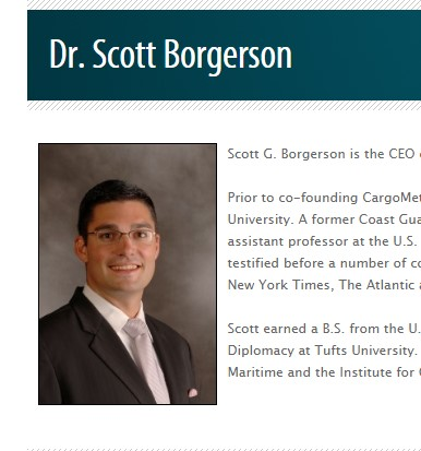 Scott Borgerson