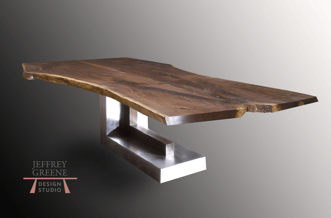 Table Designs And Base Options Jeffrey Greene Design Studio