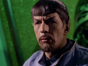 """Mirror Universe Spock (TOS: """"Mirror, Mirror"""")"""