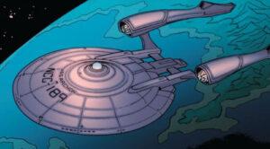 U.S.S. Archon (Star Trek #10)