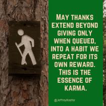 The Essence of Karma