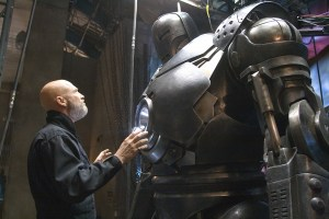 Jeff Bridges Iron Man movie image
