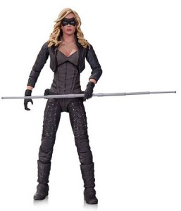Canary action figure
