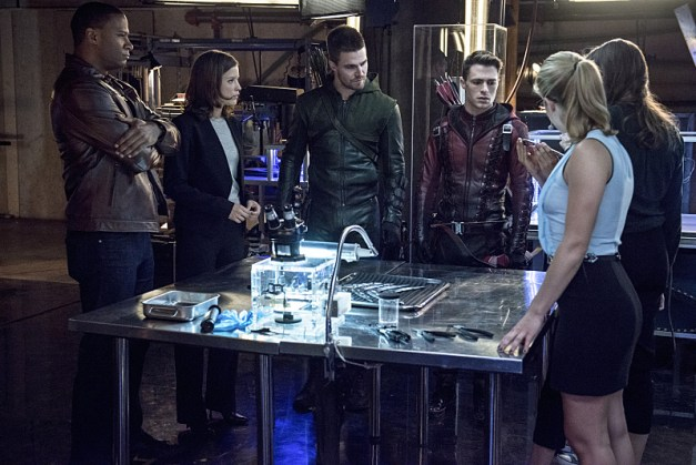 Arrow - Episode 3.08 - The Brave and the Bold - Team Arrow and Team Flash