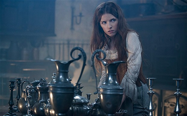 Into the Woods movie pictures - Cinderella
