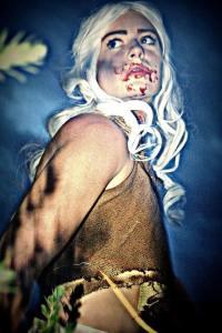 Kristin Amelia Williams cosplay - Danerys