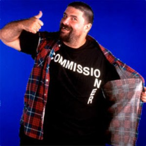 wwe Commissioner Mick Foley