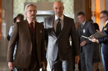 Ant Man - Hank Pym and Darren Cross