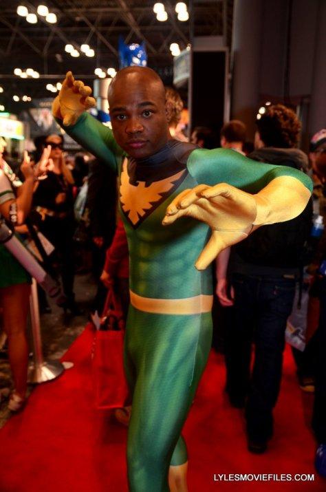 New York Comic Con cosplay - Phoenix