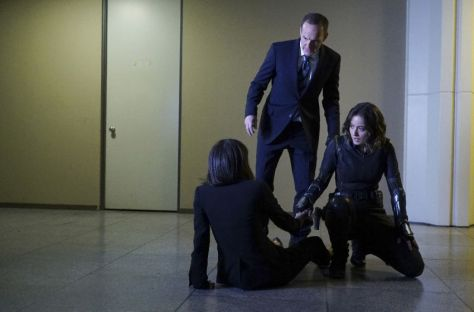 Agents-of-SHIELD-Chaos-Theory- Rosalind, Coulson and Daisy