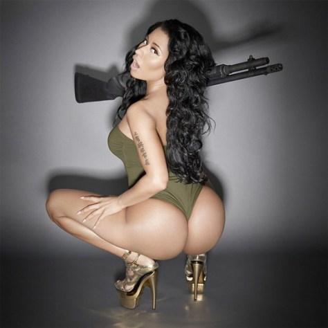 Nicki Minaj Celebrates Her 33rd Birthday Lyles Movie Files
