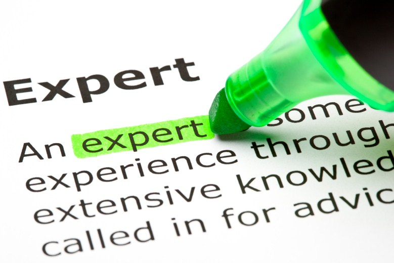 How to be an Expert