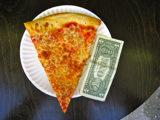 $1 nyc pizza