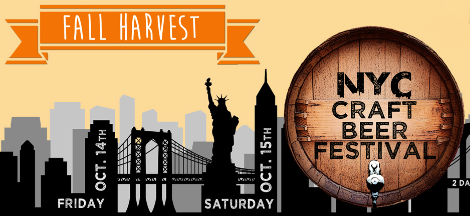 NYC Craft Beer Festival Fall 2016