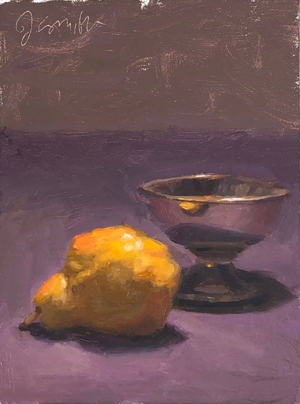 Top Lit Pear | Jeffrey Smith