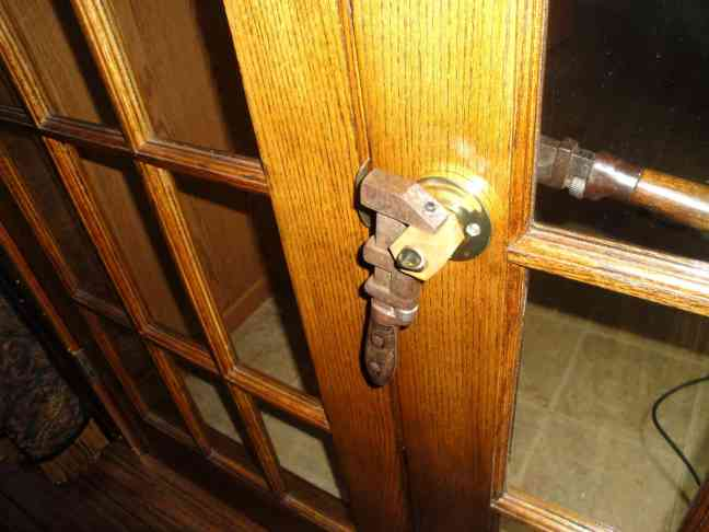 16 Steampunk Door Handle