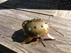 Steampunk Beetle-side view